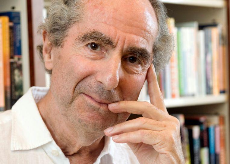 Schrijver Philip Roth.  Beeld AP