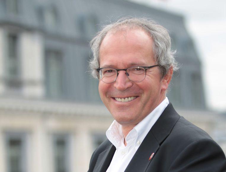 Brugs burgemeester Renaat Landuyt (sp.a). Beeld belga