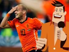 Quiz | Wie werd verkozen tot beste speler van het WK van 2010?