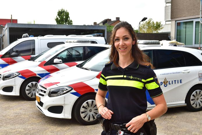 Dimphy Zonneveldt, chef van het politieteam van het jaar 2020: 'Voorkomen dat we achterover gaan leunen.'