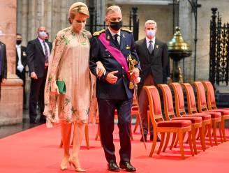 Filip en Mathilde in quarantaine na coronageval in koninklijke familie
