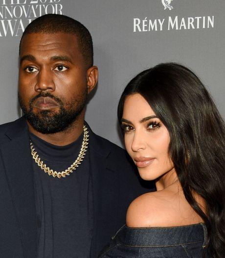 Kim Kardashian et Kanye West vont divorcer
