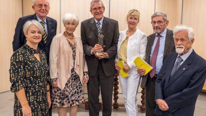 12de Frans Drijversprijs voor professor Stefaan Top