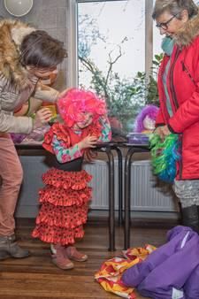 Voor een paar euro een outfit voor carnaval