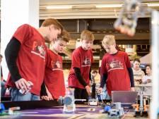 First Lego League in Klokgebouw Eindhoven: Wie heeft de slimste robot?