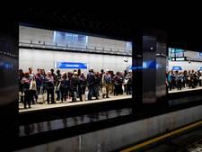 Nieuw OV-record: 1 miljoen reizigers op een dag