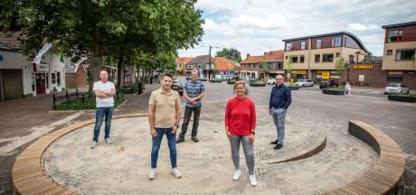 Eibergse ondernemers en bewoners trots: 'Het is een mooi en groen centrum geworden'