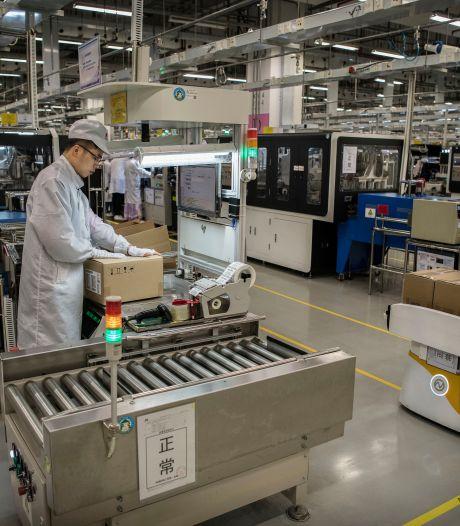 VS legt Chinese bedrijven sancties op wegens mensenrechten
