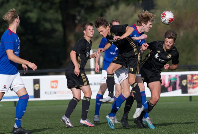 FC Winterswijk komt zondag niet in actie tegen TVC'28 in 1E.