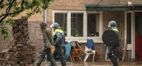 Kraker (28) uit Deventer is de enige van zijn groep die de cel in moet na 'veldslag' in Zeist