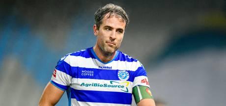 NAC-trainer Steijn duidelijk over Seuntjens: 'Wij willen hem graag naar Breda halen'