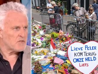Bloemenzee op plaats waar misdaadjournalist Peter R. de Vries is neergeschoten