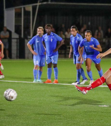 FC Twente Vrouwen via Houdini-act naar volgende voorronde Champions League