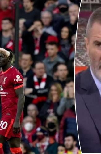 """""""He's a bit off"""": analist Roy Keane duidelijk over De Bruyne, die Anfield eindelijk wel stil krijgt met goal"""