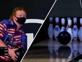 Uniek: tiener gooit onmogelijke split op bowlingbaan