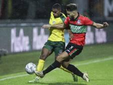 NEC-linksback El Karouani maakt als invaller debuut voor Marokko