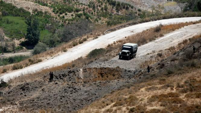Israël meldt eerste luchtaanvallen op Libanon in jaren