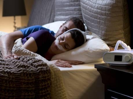Longkanker en dat komt door Philips, zegt de Amerikaan met slaapapneu