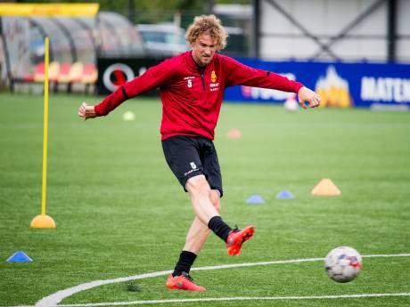 Arjan Swinkels keert terug in de eredivisie