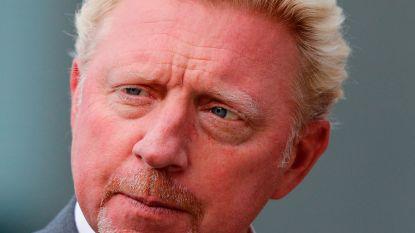 Boris Becker dan toch niet 'onschendbaar' voor schuldeisers
