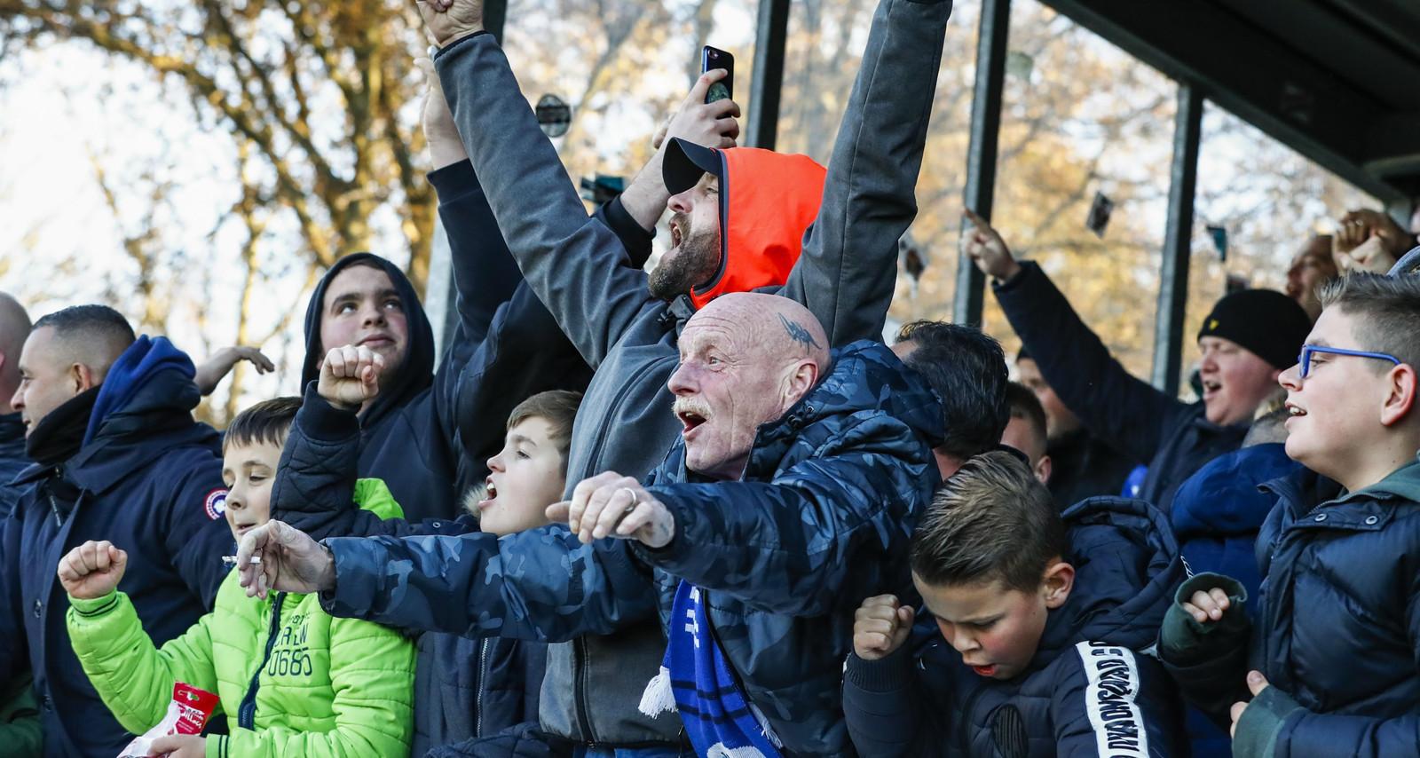 De FC Den Bosch kunnen weer juichen nu hun club goed presteert.
