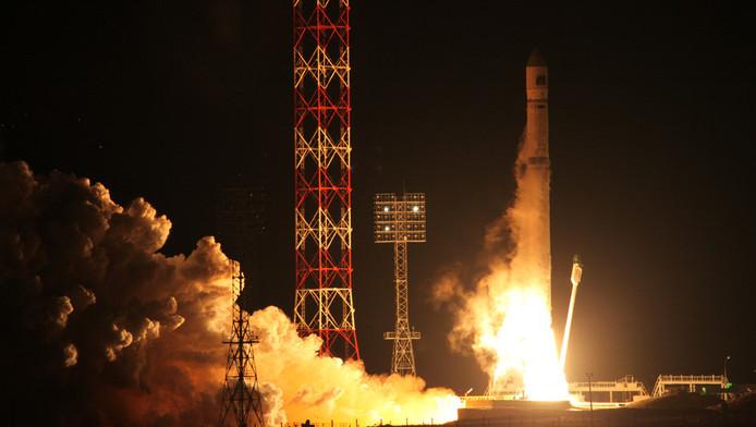 Lancering van de Phobos-Grunt afgelopen november.