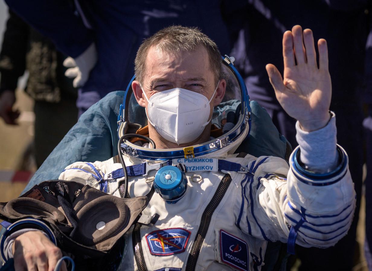 Sergey Ryzhikov.