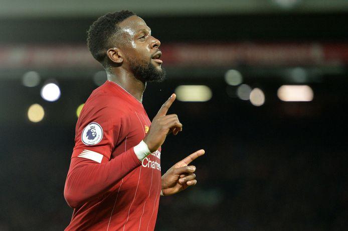 Divock Origi pourrait disputer, dimanche, son huitième derby de la Mersey, et alimenter encore son compteur contre le voisin des Reds de Liverpool?