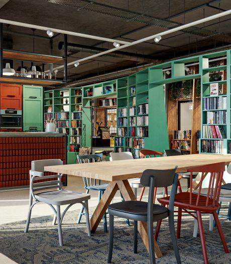 Nieuwe bibliotheek moet de huiskamer van Heteren worden