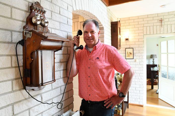 Eric de Regt aan de telefoon: 'Heb je die column gelezen?'