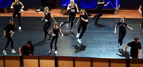 Audities in De Kring want veel belangstelling voor dansopleiding