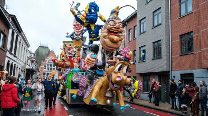 Carnavalstoet Essen afgelast door aangekondigd stormweer
