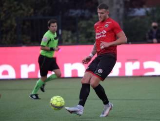 """Ruben Pyck ruilt FC Mandel United voor Torhout KM: """"Mijn positie in de ploeg is van ondergeschikt belang"""""""