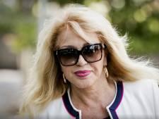 Patricia Paay in ziekenhuis na val van trap: 'Ik kan niet goed zien'