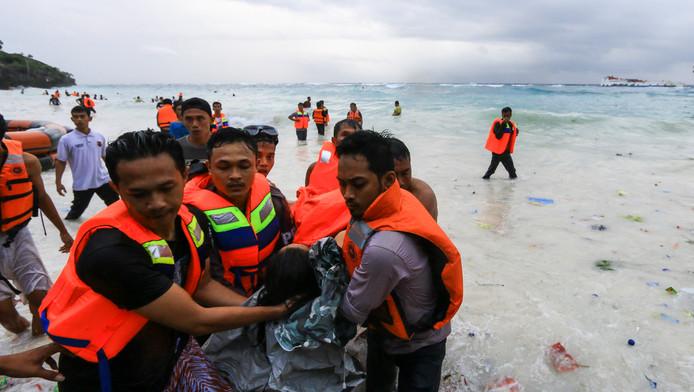 Le bateau de 48 mètres reliait l'île des Célèbes (Sulawesi) à l'île voisine de Selayar