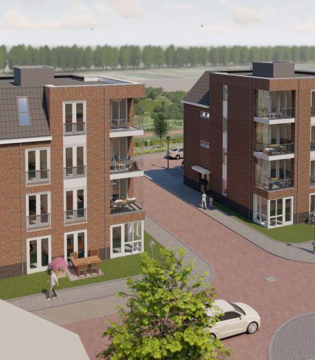 Na vijftien jaar schop in de grond in Den Hoek: 'Appartementen maken Plein 1940 compleet'