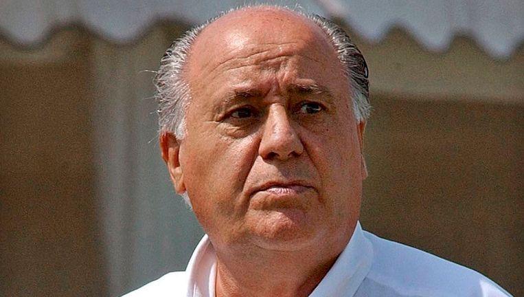 Amancio Ortega Gaona. Beeld EPA
