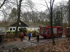 Uitslaande brand in woning Oosterbeek onder controle