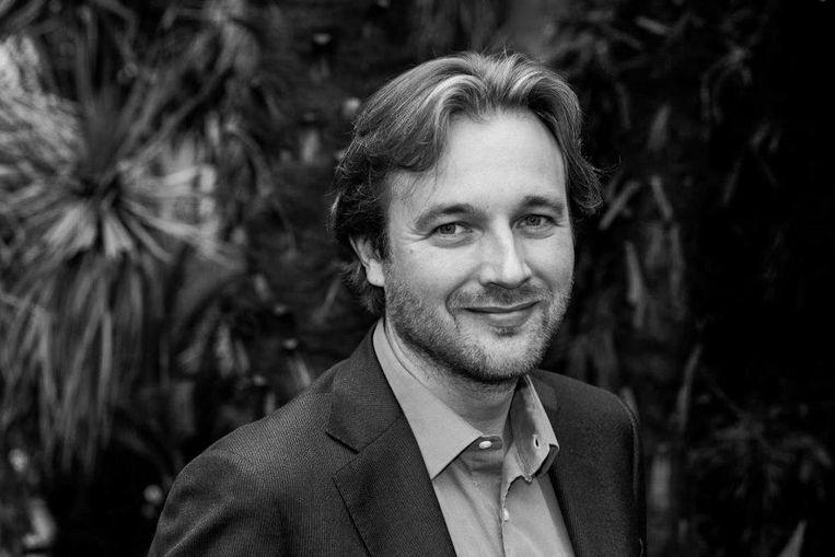 Hans de Zwart van Bits of Freedom Beeld Maarten Tromp