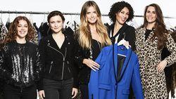 Heidi Klum ontwerpt voor Lidl: onze moderedacteur zag de collectie in New York