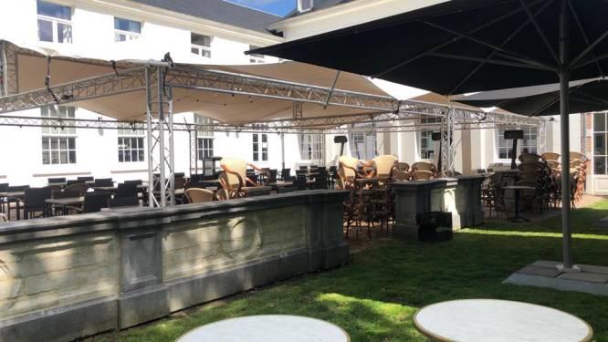 """Brasserie-Hotel Kronacker speelt op veilig met stretchtent """"Alleen zo kunnen de klanten zorgeloos eten"""""""