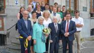 Victoor en Rachel vieren 60 jaar huwelijk