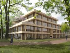 Enorm kantoorgebouw van hout wordt nieuwe blikvanger World Food Center in Ede