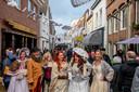 Tiel 15/12/2019 Dickens festival in Tiel in 2019.
