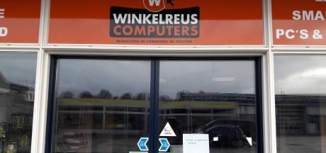 Computerwinkel in Schijndel is failliet