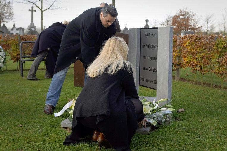 Slachtoffer David Van de Steen verloor bij de raid zijn zusje Rebecca en zijn ouders. Hij kreeg zelf vijf kogels in het been. Beeld BELGA