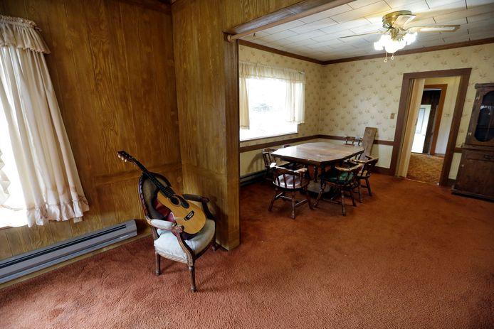 Archiefbeeld. In deze staat werd de woning te koop aangeboden in 2013.