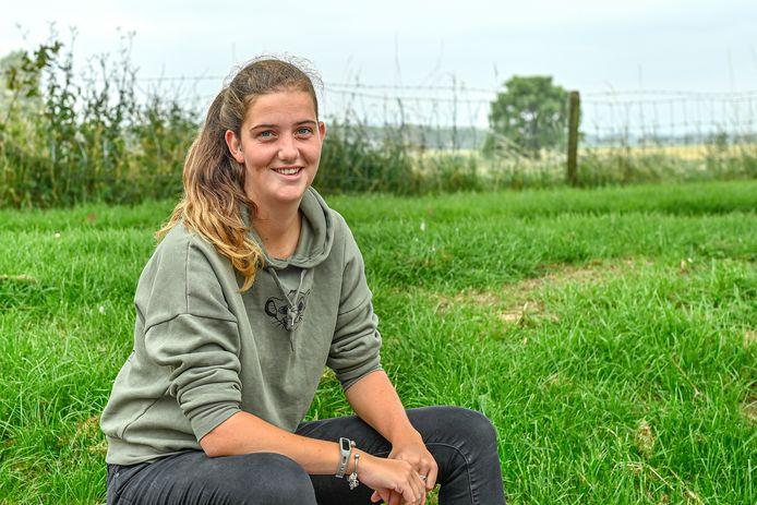Britt Goedemondt kijkt uit naar een frisse start op de locatie van Slagwerkkorps Oranje Garde in Klundert. ,, Ik heb heel lang een gevoel van falen gehad tegenover mijn leerlingen. Ik ben echt superblij dat Oranje Garde zo goed heeft meegedacht.''