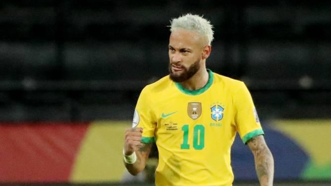 Emotionele Neymar leidt Brazilië naar tweede zege in Copa América