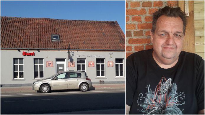 Bart Van Looy verdedigt zich nadat politie langskwam vrijdagavond